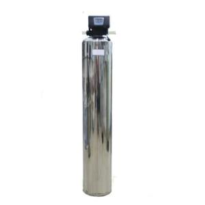 Cột lọc thô INOX 1 cột xử lý nước nhiễm canxi