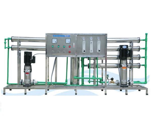 Dây chuyền lọc nước tinh khiết RO 2000 lít/h