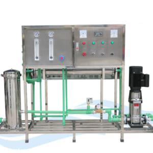 Dây chuyền lọc nước tinh khiết RO 750 lít/h