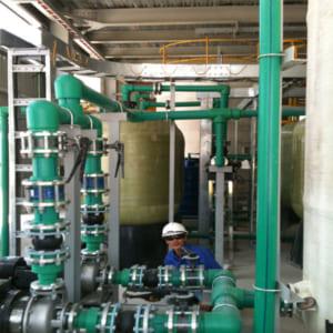 Hệ thống lọc nước cho ngành chế biến thực phẩm