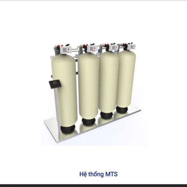 Hệ thống lọc nước MTS