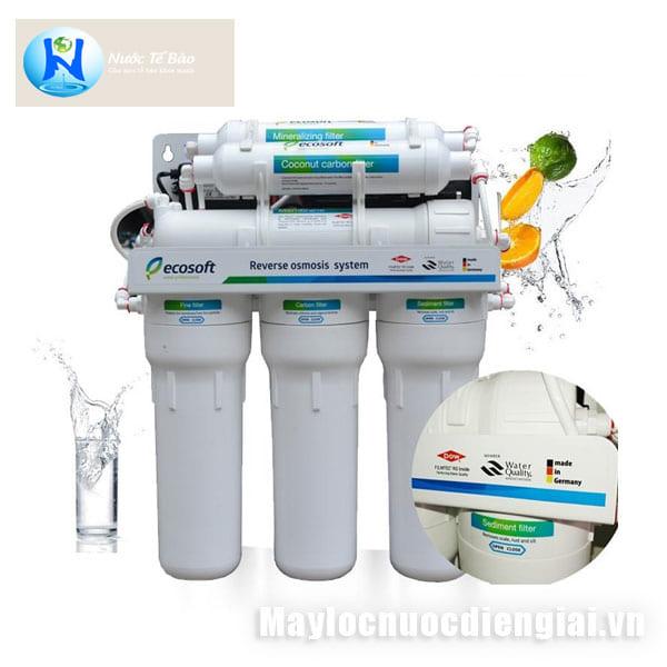 Máy lọc nước Ro Ecosoft 6 lõi lọc