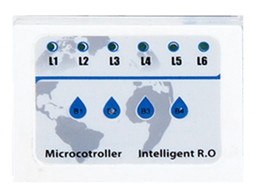 Máy lọc nước thông minh iRO 6 cấp lọc