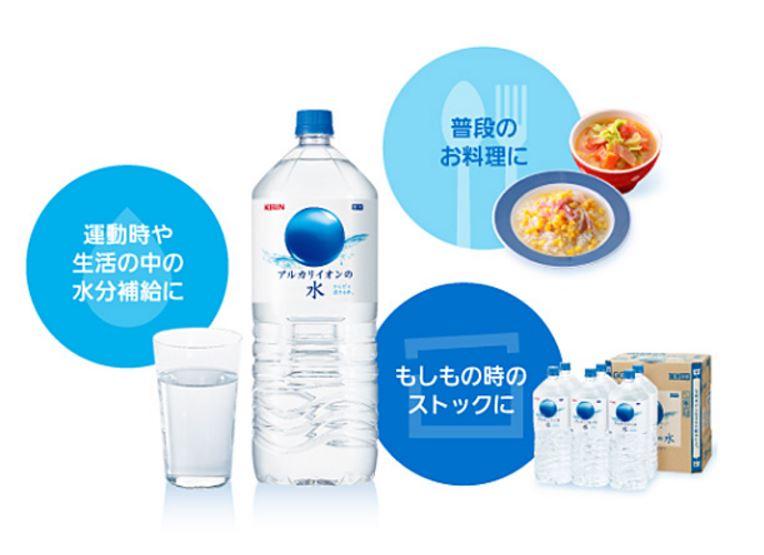 Nước ion kiềm có tác dụng chữa bệnh