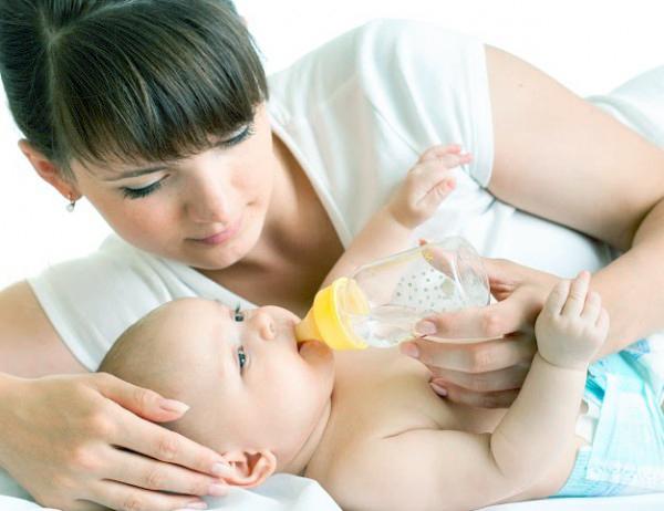 Nước uống an toàn cho trẻ