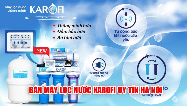 Bán Máy lọc nước Karofi tại Hà Nội