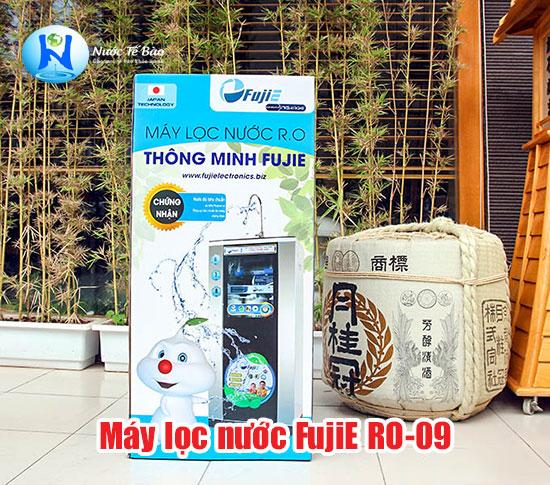 Giới thiệu chi tiết về máy lọc nước FujiE RO-09