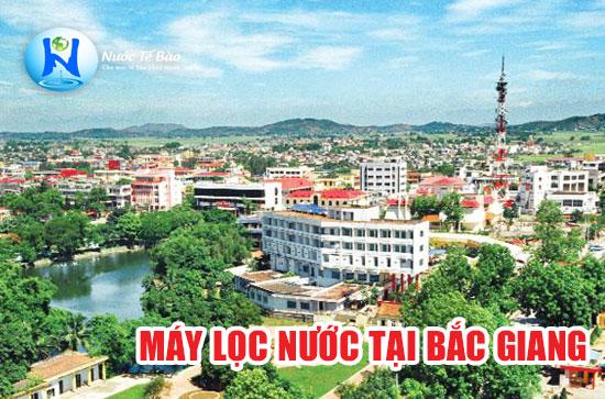 Đại lý phân phối máy lọc nước tỉnh Bắc Giang