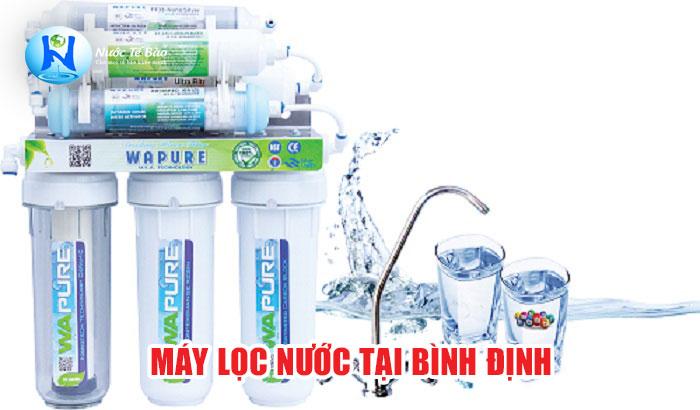 Máy lọc nước tại Bình Định