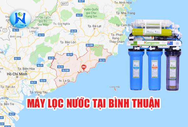 Máy lọc nước tại Bình Thuận