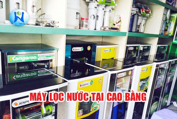 Máy lọc nước tại Cao Bằng