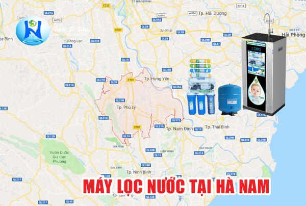 Máy lọc nước tại Hà Nam
