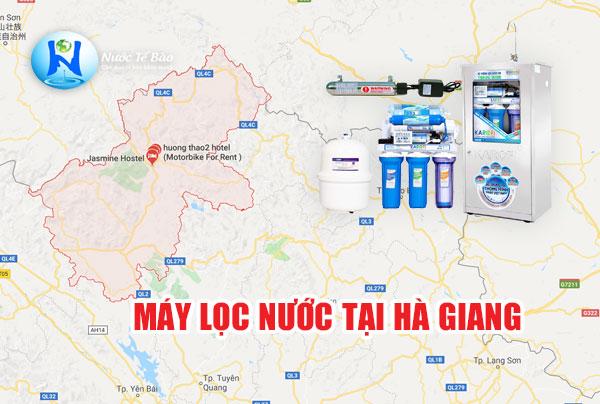 Máy lọc nước tại Hà Giang