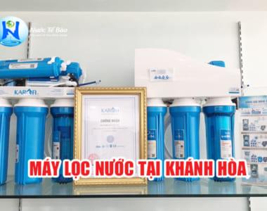 Máy lọc nước tại Khánh Hòa - Máy Lọc Nước Aosmith tại Khánh Hòa