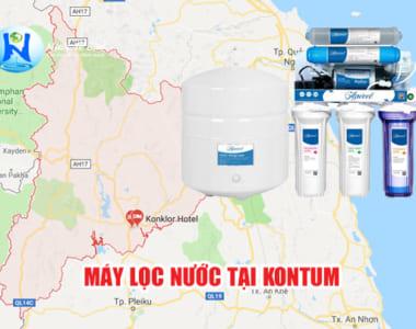 Máy lọc nước tại Kon Tum