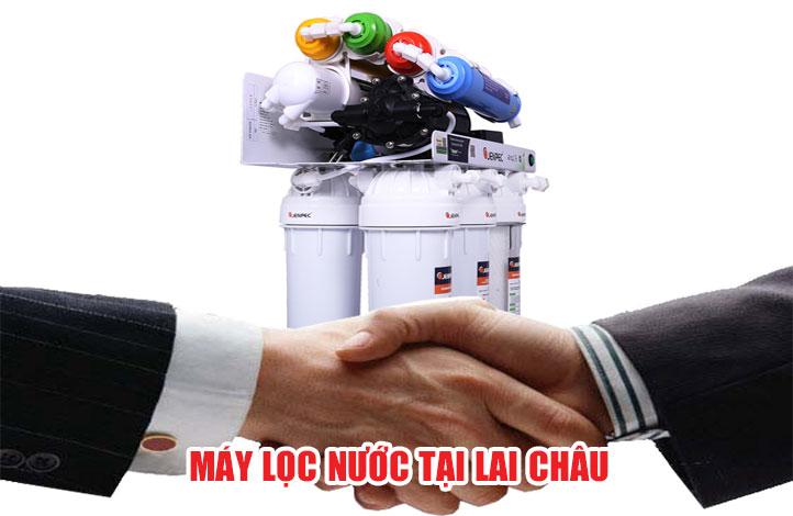 Máy lọc nước tại Lai Châu - Máy lọc nước jenpec ở Lai Châu