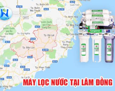 Máy lọc nước tại Lâm Đồng - Máy lọc nước Htech ở Lâm Đồng