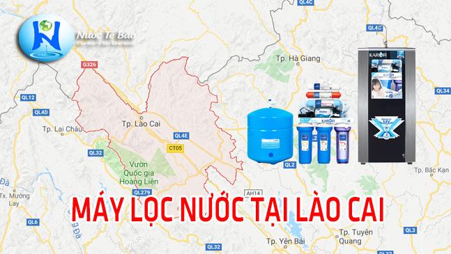 Máy lọc nước tại Lào Cai