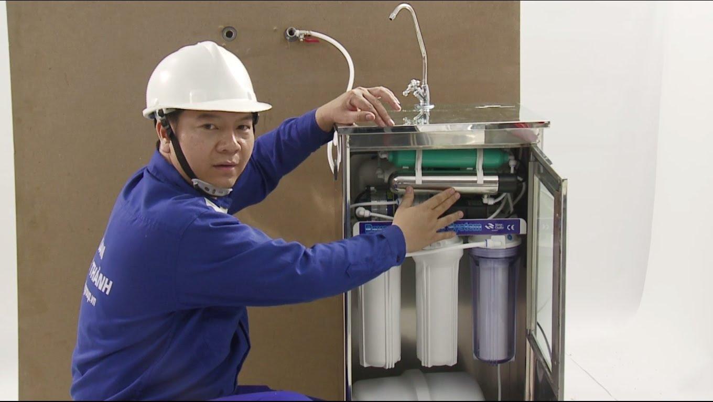Máy lọc nước tại Long An