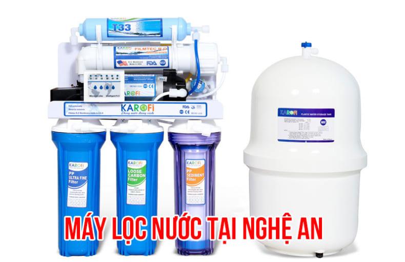 Máy lọc nước tại Nghệ An - Máy lọc nước tạo Ozone Giá RẺ ở Nghệ An