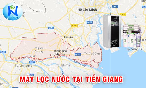 Máy lọc nước tại Tiền Giang - Máy lọc nước down Tiền Giang