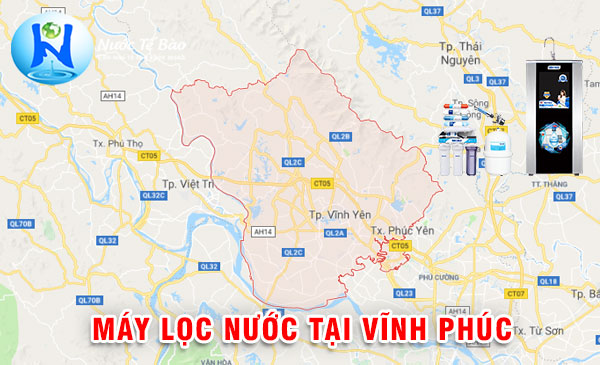 Máy lọc nước tại Phú Yên - máy lọc nước haohsing Phú Yên