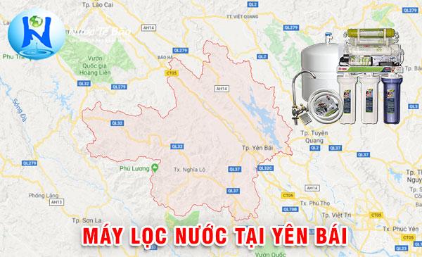 Máy lọc nước tại Yên Bái - máy lọc nước hydrogen Yên Bái