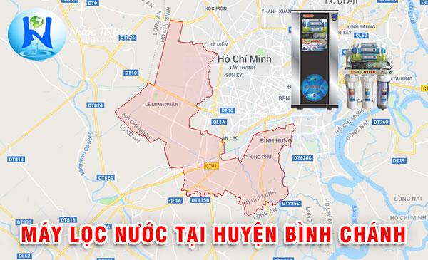 Máy lọc nước tại Huyện Bình Chánh Hồ Chí Minh - Máy lọc nước dienmayxanh Huyện Bình Chánh Hồ Chí Minh