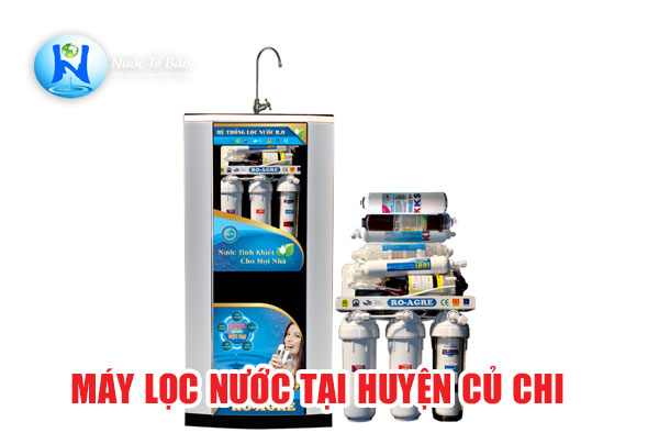 Máy lọc nước tại Huyện Củ Chi Hồ Chí Minh - Máy lọc nước karofi Huyện Củ Chi Hồ Chí Minh