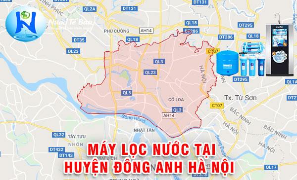 Máy lọc nước tại Huyện Đông Anh Hà Nội - Máy lọc nước karofi Huyện Đông Anh Hà Nội