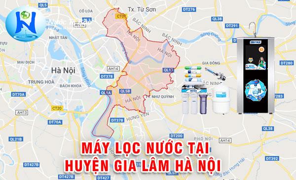Máy lọc nước tại Huyện Gia Lâm Hà Nội - Máy lọc nước gia đình Huyện Gia Lâm Hà Nội