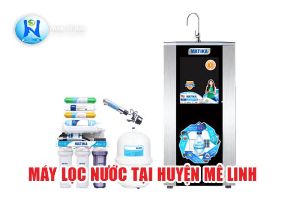 Máy lọc nước tại Huyện Mê Linh Hà Nội - Máy lọc nước ao smith Huyện Mê Linh Hà Nội