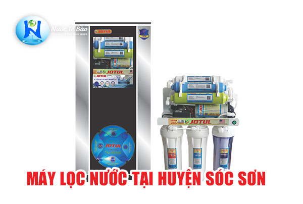 Máy lọc nước tại Huyện Sóc Sơn Hà Nội - Máy lọc nước asanzo Huyện Sóc Sơn Hà Nội