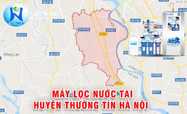 Máy lọc nước tại Huyện Thường Tín Hà Nội - Máy lọc nước aquastar Huyện Thường Tín Hà Nội