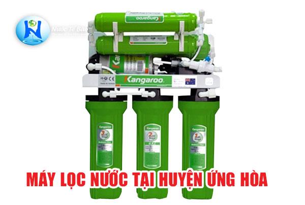 Máy lọc nước tại Huyện Ứng Hòa Hà Nội - Máy lọc nước alkaline Huyện Ứng Hòa Hà Nội