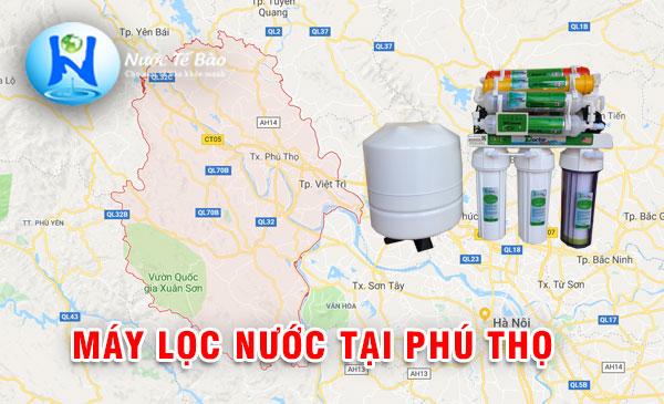 Máy lọc nước tại Phú Thọ