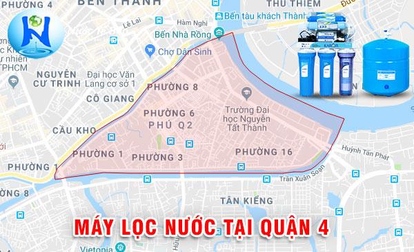 Máy lọc nước tại Quận 4 Hồ Chí Minh - Máy lọc nước bể bơi thông minh Quận 4 Hồ Chí Minh