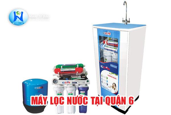 Máy lọc nước tại Quận 6 Hồ Chí Minh - Máy lọc nước bông sen vàng Quận 6 Hồ Chí Minh
