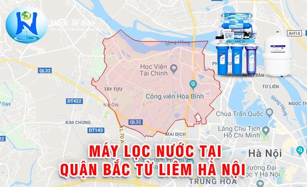 Máy lọc nước tại Quận Bắc Từ Liêm Hà Nội - Máy lọc nước aqua 3d Quận Bắc Từ Liêm Hà Nội