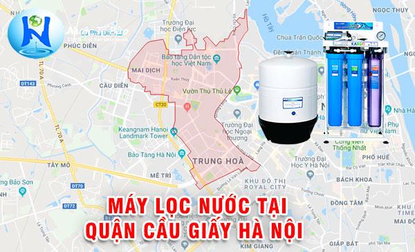 Máy lọc nước tại Quận Cầu Giấy Hà Nội - Tân á máy lọc nước Quận Cầu Giấy Hà Nội