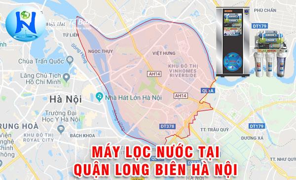 Máy lọc nước tại Quận Long Biên Hà Nội - Máy lọc nước âm tủ bếp Quận Long Biên Hà Nội