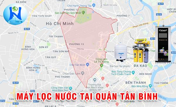 Máy lọc nước tại Quận Tân Bình Hồ Chí Minh - Máy lọc nước công nghệ nano Quận Tân Bình Hồ Chí Minh