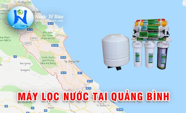 Máy lọc nước tại Quảng Bình