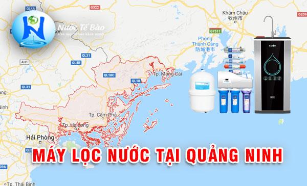 Máy lọc nước tại Quảng Ninh