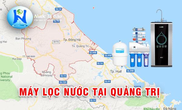 Máy lọc nước tại Quảng Trị
