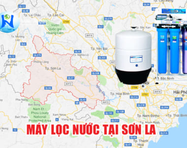 Máy lọc nước tại Sơn La