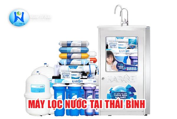 Máy lọc nước tại Thái Bình - Máy lọc nước domira Thái Bình