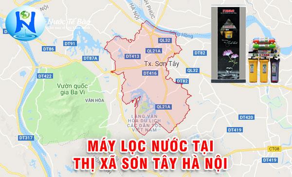 Máy lọc nước tại Thị xã Sơn Tây Hà Nội - Máy lọc nước Thị xã Sơn Tây Hà Nội