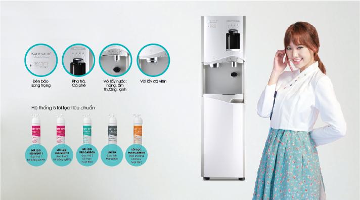 Đại lý phân phối máy lọc nước Aosmith tại hà nội