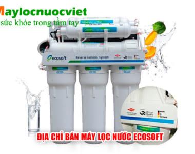Địa chỉ bán máy lọc nước ecosoft uy tín nhất Hà Nội